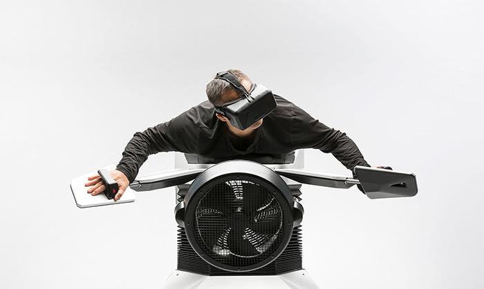 حلق بذراعيك وجسدك كاملاً في الهواء عبر   الواقع الافتراضي المثير BirdlyVR